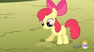 S03E13 Apple Bloom zakopuje nasiona