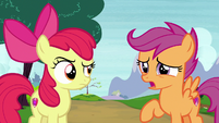 """Scootaloo """"I wish we could say"""" S7E6"""