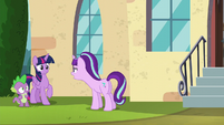 "Starlight ""Because of his cutie mark!"" S5E26"