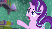 Starlight --and Princess Cadance thought you could help!-- S6E2