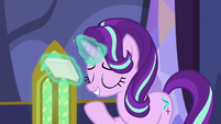 "Starlight Glimmer ""should be done in no time"" S6E21"