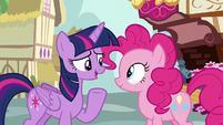 """Twilight """"some ponies are being inspired"""" S7E14"""