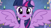 """Twilight sings """"I never claimed to be perfect"""" S7E14"""