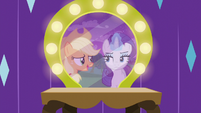 """Applejack """"can you give us a minute"""" S5E24"""