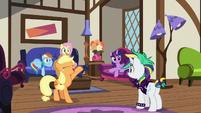 """Applejack """"the brightest filly in Equestria!"""" S7E19"""