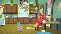 """Discord """"I hate seeing you like this"""" S8E10"""