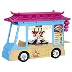 Equestria Girls Minis Sunset Shimmer Rollin' Sushi Truck set front