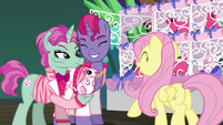 """Fluttershy """"overwhelming in a good way!"""" S6E20"""