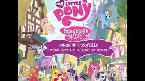 MLP-_FiM_Songs_of_Ponyville_-Album-_(A_True,_True_Friend)