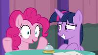 "Pinkie Pie ""ooh, and oranges"" S9E16"