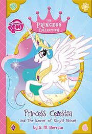 Portada de Princess Celestia and the Summer of Royal Waves.jpg