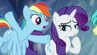 """Rainbow """"really makes a difference"""" S8E22"""
