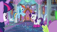 """Rainbow """"we still have a little time left"""" S8E17"""