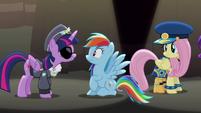 Rainbow sees Twilight S4E21