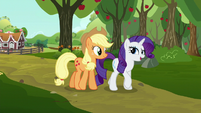 Rarity --an hour will be perfect-- S6E10