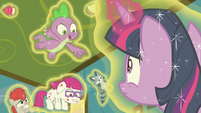 """Spike """"so are you!"""" S7E3"""