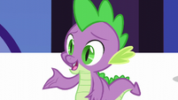 Spike -so unique and special- S5E10