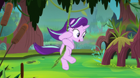 Starlight swings through the swamp S8E19