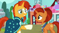 """Sunburst """"you just want me to succeed"""" S8E8"""