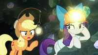 """Applejack """"been followin' you closely"""" S9E19"""