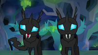 """Changeling 2 """"of course not you"""" S8E22"""