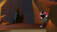 Chrysalis and Tirek come out of hiding S9E17