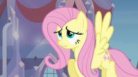 """Fluttershy worried """"we're gonna blow it"""" S03E12"""