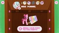 MLP Friendship Celebration app - Coco Pommel unlocked