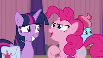 """Pinkie Pie """"I'll do everything I can"""" S9E16"""