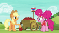 """Pinkie Pie """"if you say so"""" S6E18"""