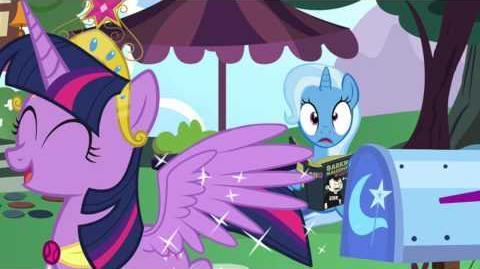 Princess Flyer By PixelKitties Comic Dub