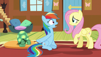 """Rainbow """"what's wrong with him then?"""" S5E5"""