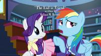 "Rainbow Dash ""no, not always"" S8E17"