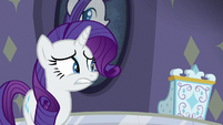 Rarity very worried about Fluttershy S8E4