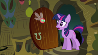 S01E10 Twilight wpada do chatki Zecory