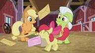 S03E08 Apple Bloom cieszy się na spotkanie z Babs