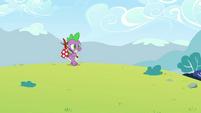 Spike on an adventure S2E21
