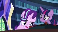 Starlight -some ancient Olde Ponish text- S7E24