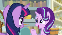 "Starlight Glimmer ""and excited"" S9E20"