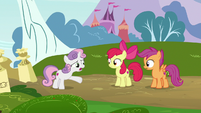 Sweetie Belle -Rarity doesn't even know me anymore- S7E6