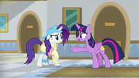"Twilight ""you enroll in some classes"" S8E16"