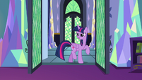 Twilight -We're going to Canterlot!- S5E12