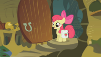 """Apple Bloom """"why wouldn't I be?"""" S1E09"""