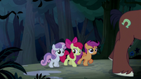 CMC feel sorry for Trouble Shoes S5E6