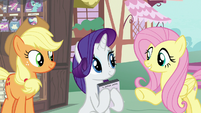 """Fluttershy """"how beautiful we thought you were"""" S7E19"""