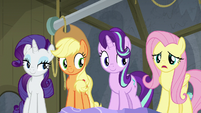 "Fluttershy ""you really think so?"" S8E7"