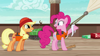Pinkie Pie --that's the spirit!-- S6E22