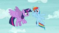 """Rainbow """"I know, right?"""" S5E5"""