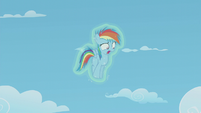 Rainbow Dash --Hey! What gives--- S5E25