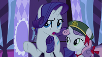 Rarity --if you want all of those cookies-- S6E15